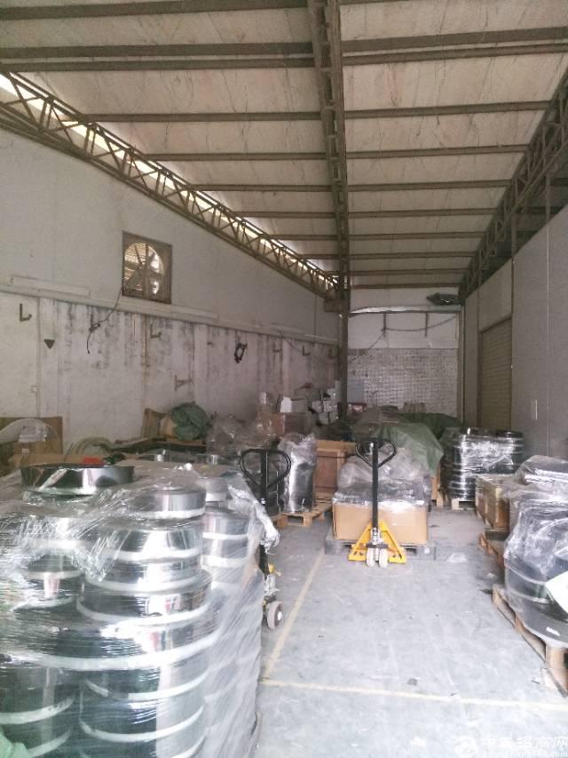 西乡黄田铁皮厂房350㎡出租-图5