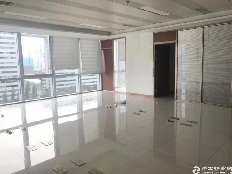 龙华地铁口精装修办公室396平招租