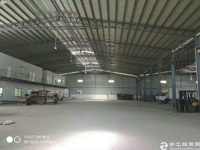 中堂独院单一层厂房招租