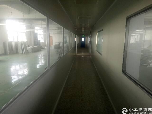 沙井黄埔独院两层2000平 原房东 可分租 合同5年 过消防