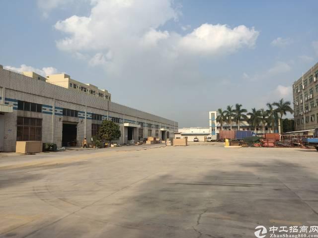 深圳石岩料坑成熟工业园-图2