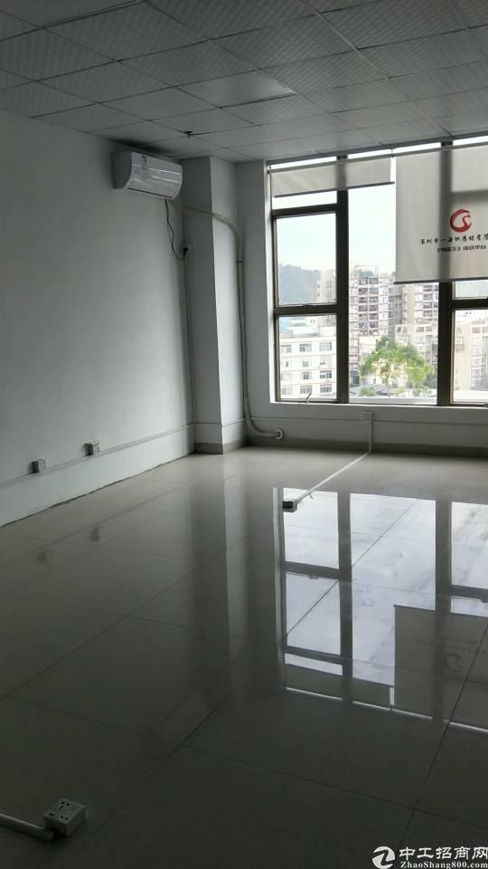 横岗精装修写字楼200平招租带办公家私
