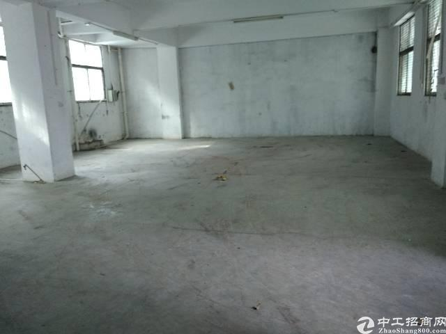 宝安石岩文韬工业区3楼厂房830出租,面积实在,-图2