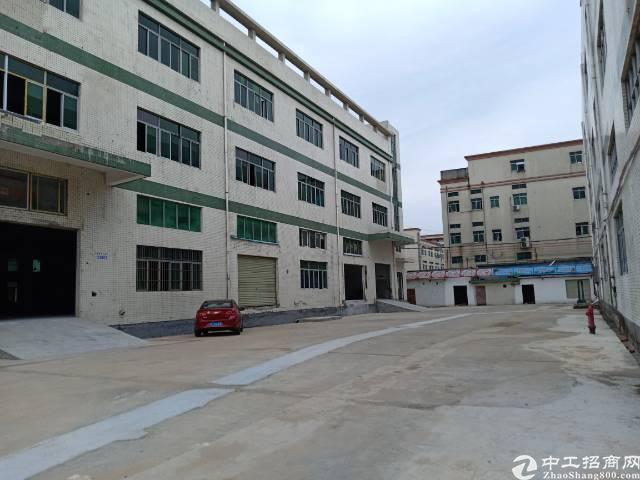 出租沙井共和工业区独栋厂房7200平米厂房