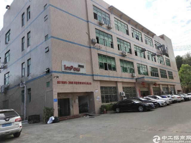 平湖富民工业区新出二楼厂房1700平带豪华精装修-图3