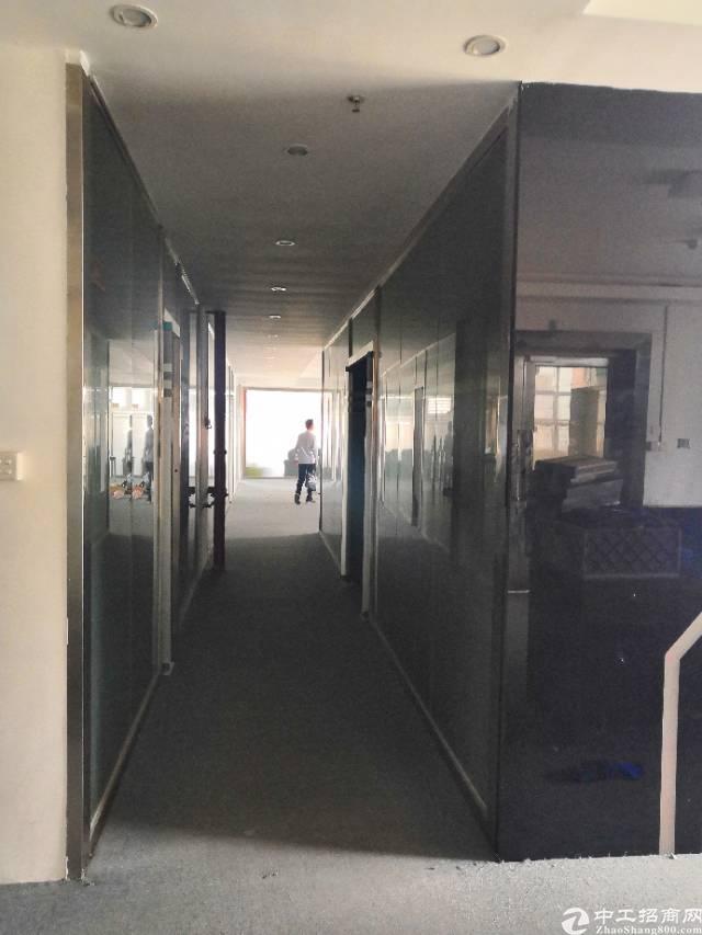 沙井后亭地铁站口附近新出楼上2400平带豪华装修厂房-图6
