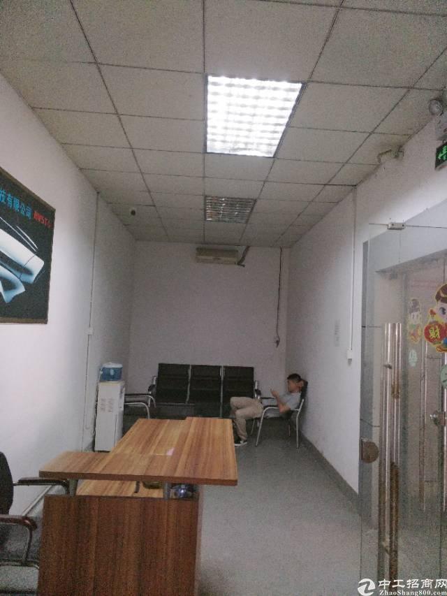 西乡黄田107国道旁精装厂房3300平出租-图4