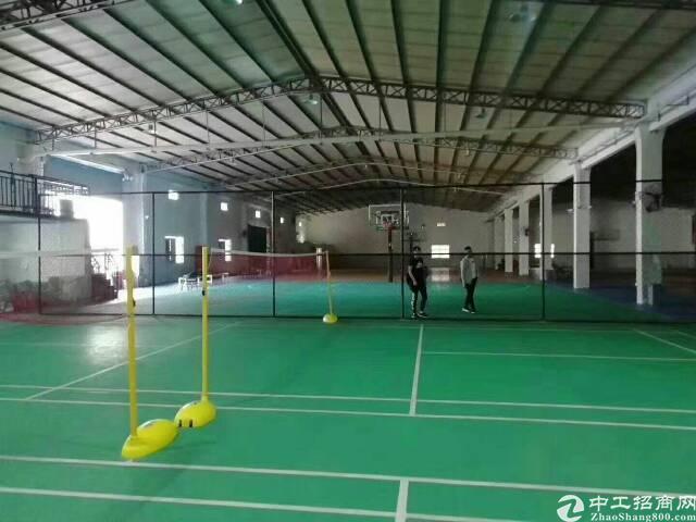 坂田新出层高8米适合篮球馆运动馆仓储物流场地4000平