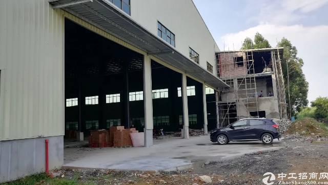 茶山镇钢构滴水12米,3800独院出租