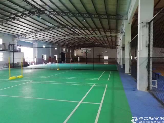 坂田靠近梅林关新出4000平带装修8米钢结构厂房出租