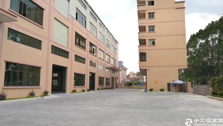 东莞石龙镇商业片区国有证独院厂房出售