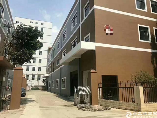 宝安石岩文韬工业区3楼厂房830出租,面积实在,-图3