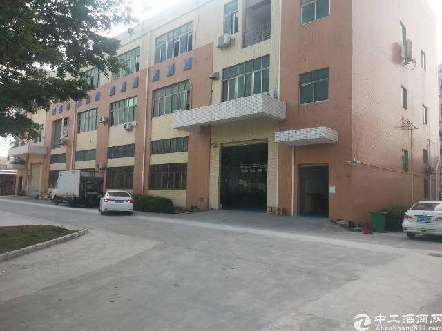 沙井107国道边新出楼上1300平米一整层厂房出租-图6