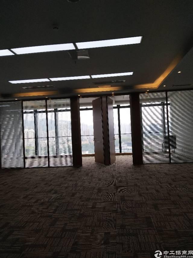 南山西丽茶光地铁口3.5万平豪华精装修写字楼出租