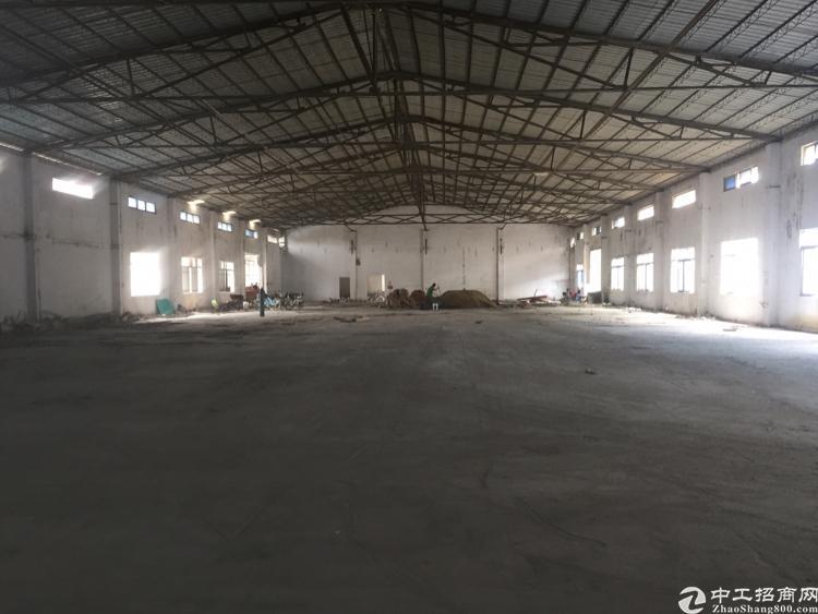 长安镇沿江高速附近新出原房东单一层独院2400平米厂房出租-图3