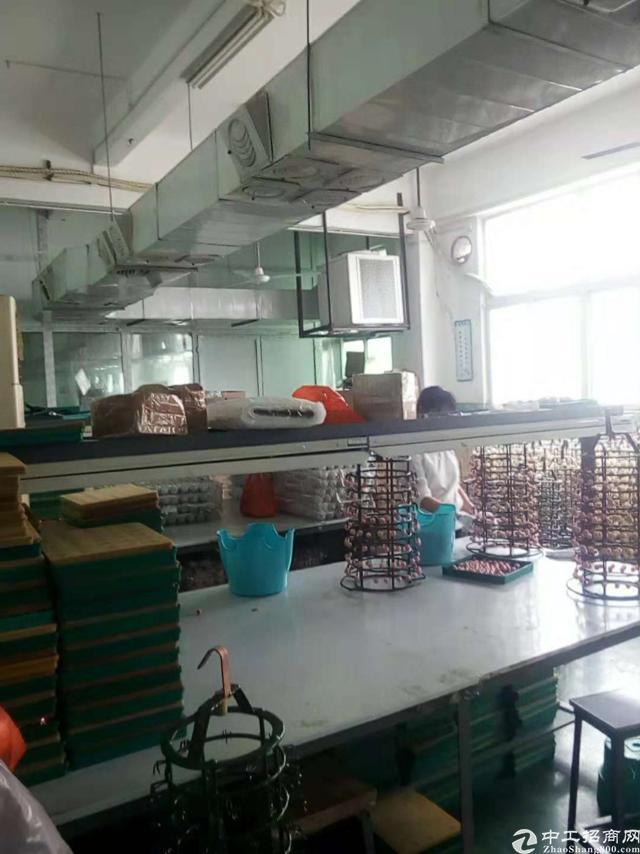 宝安大型环保工业园电镀厂出租证照齐全精装修设备齐全