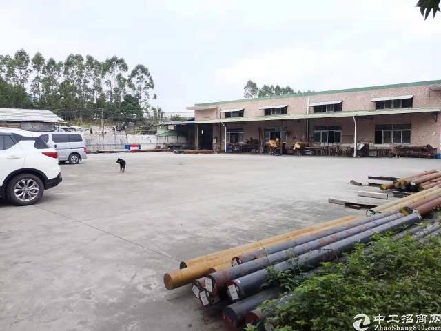️ 潼湖智慧产业园占地5000平米现成化工厂带油漆设备低价转