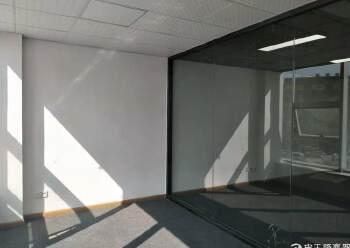福永地铁口精装修写字楼114平起租,带隔间 带家私图片4