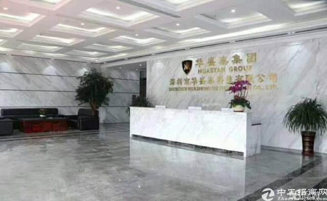 固戍站华盛泰科技大厦220平2+1格局业主直租图片5