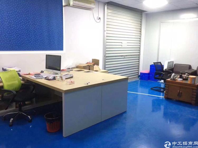 沙井镇大王山工业区新出楼上1100平米无尘车间出租