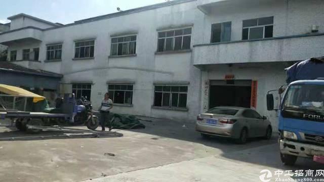 寮步占地3000村委合同厂房出售