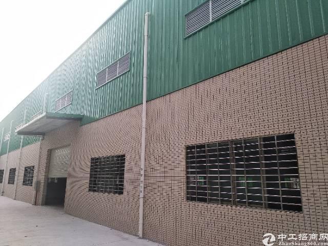 万江全新单一层厂房,1900平方