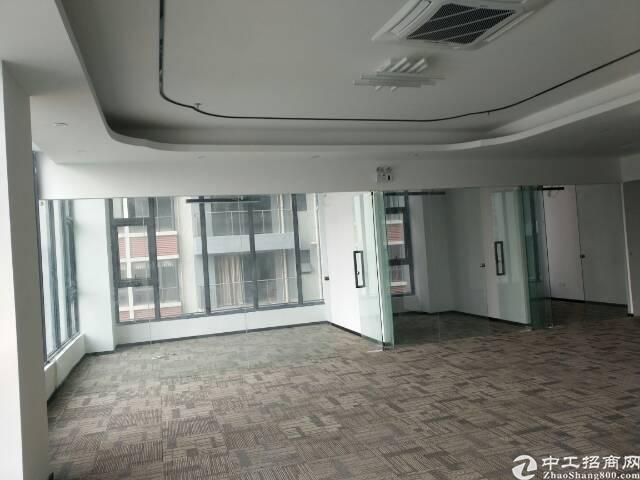 福永桥头地铁口带精装写字楼60到500