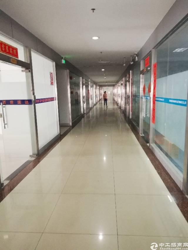 福永怀德新出楼上200平带装修厂房 租金实惠