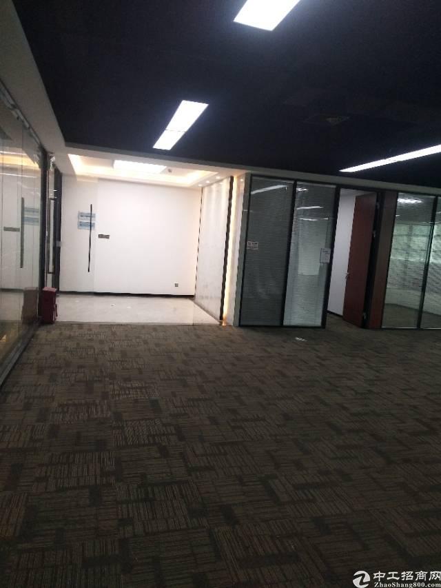 南山西丽云谷一期6千平写字楼出租90平起租