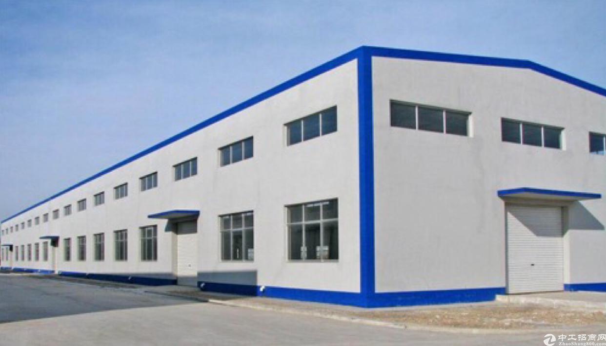 惠州近东莞适合投资全新单层厂房出售