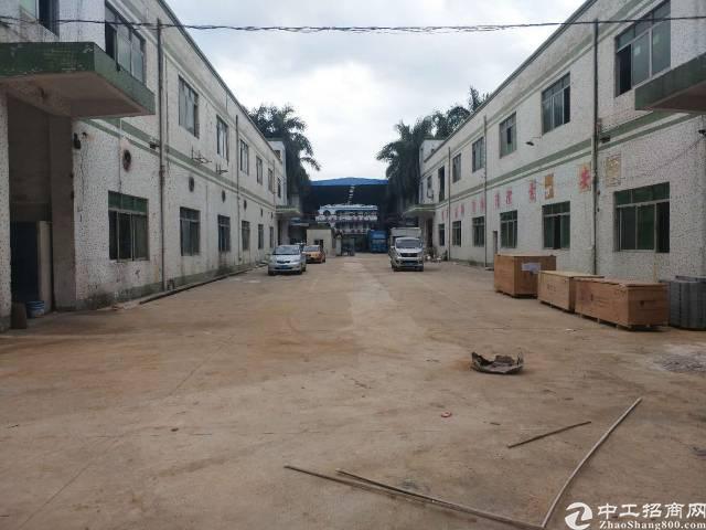 公明长圳独院5700平方电315可以过户