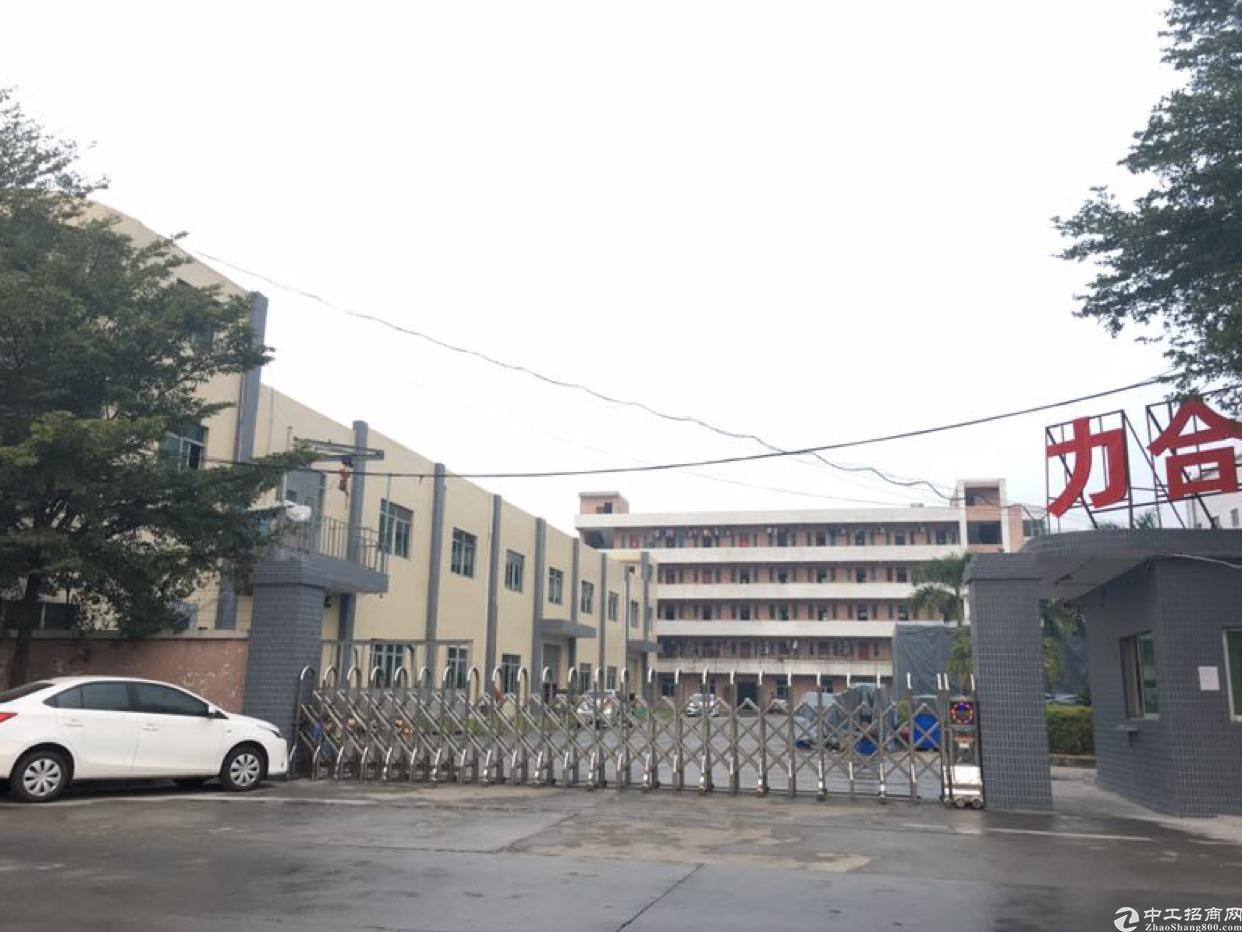 清溪建筑10000平卖3800万国有证厂房出售