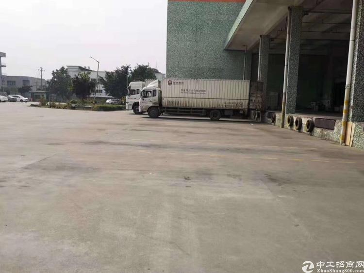广深高速出口6000平米物流厂房出租
