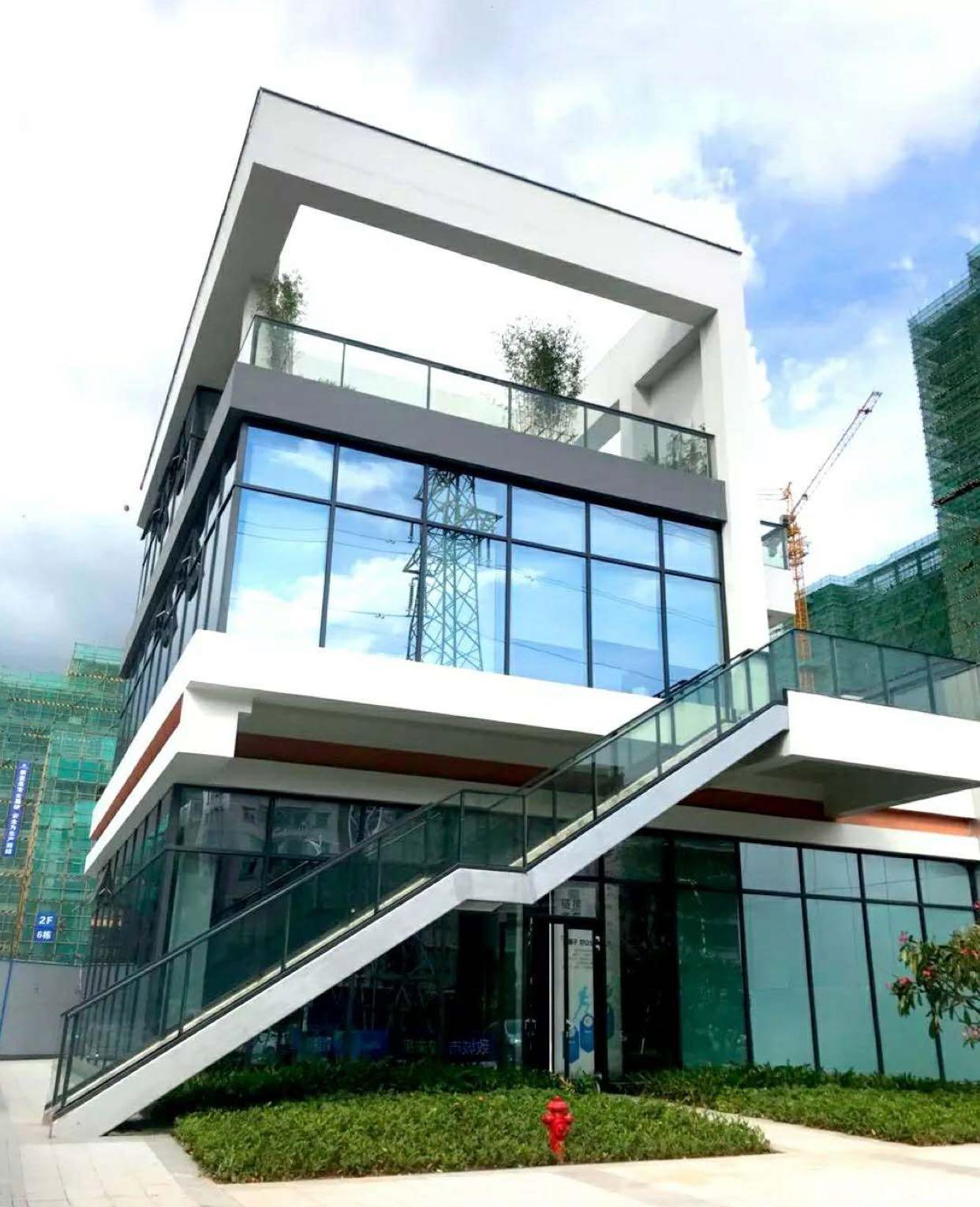 凤岗独栋厂房出售2214平,独立国有红本,首付5成按揭10年