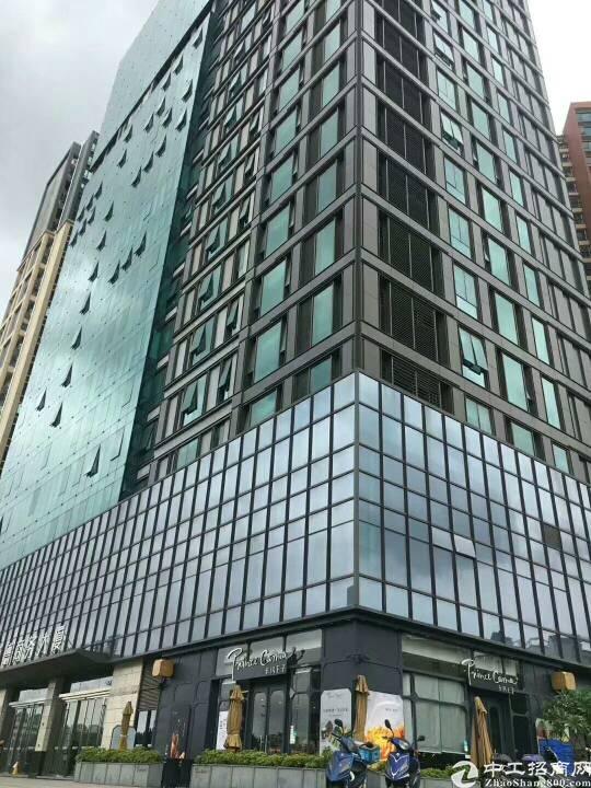 福永凤凰高端研发写字楼拎包入住带办公家私333平方