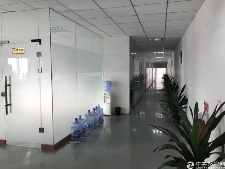 松岗潭头二工业区二楼1420平