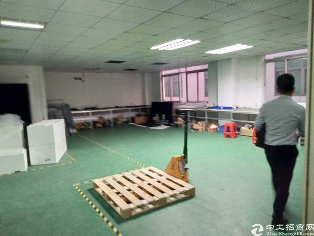 福永300平方厂房出租带装修