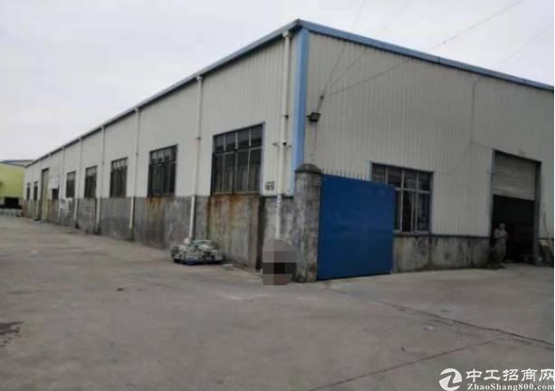 桥头镇占地8000㎡建筑 7000㎡厂房出售