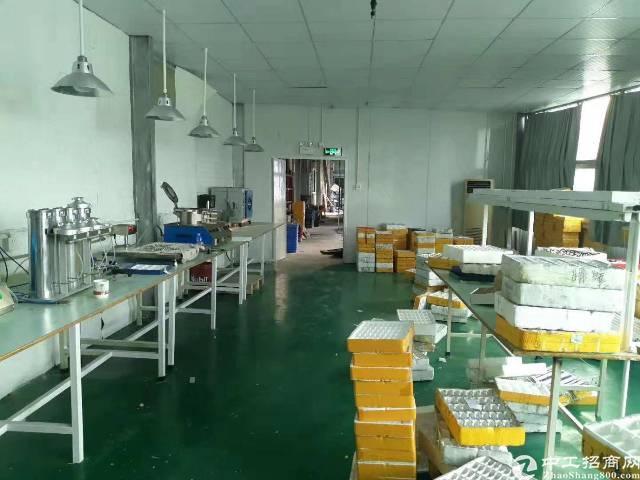 平湖新出独院1300平厂房出租100平方分租可办环评租赁合同