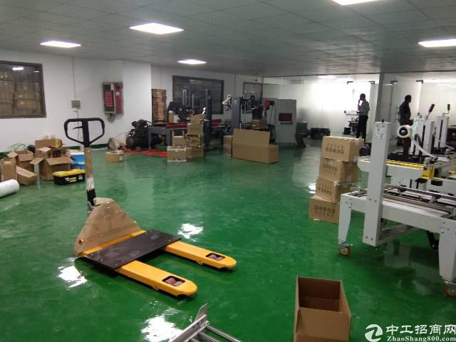 福永凤凰107国道边上新出厂房360平出租