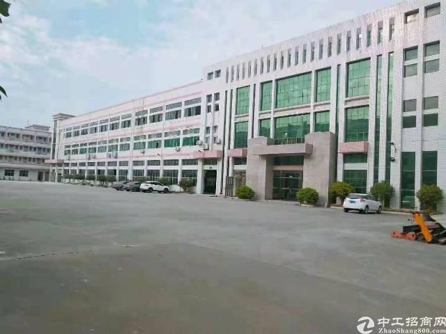惠州大型工业园区9000㎡厂房招商
