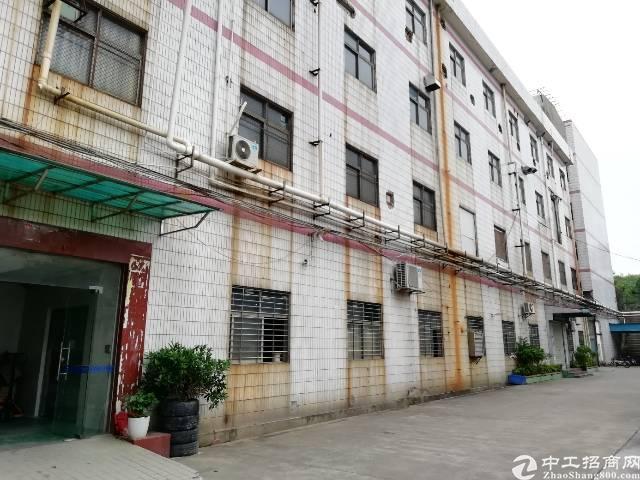 虎门镇小捷滘独院厂房招租分租四楼1200平方