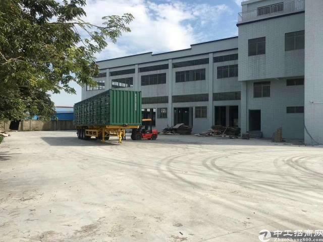 常平厂房诚信出售,占地4206,建筑8200平方米,价格优惠