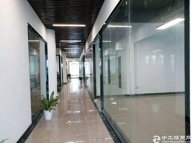 民治上塘北地铁口新出精装修办公室120-500平(可定制)