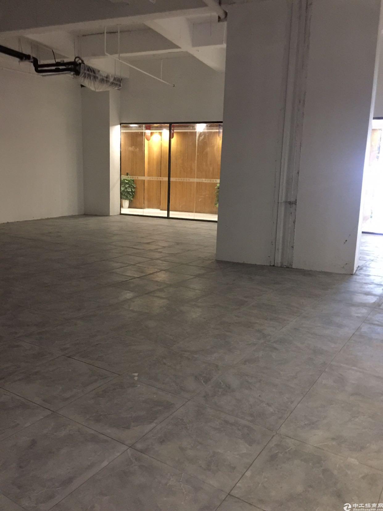 民治地铁站附近新出楼上电商园招租200平起分带装修