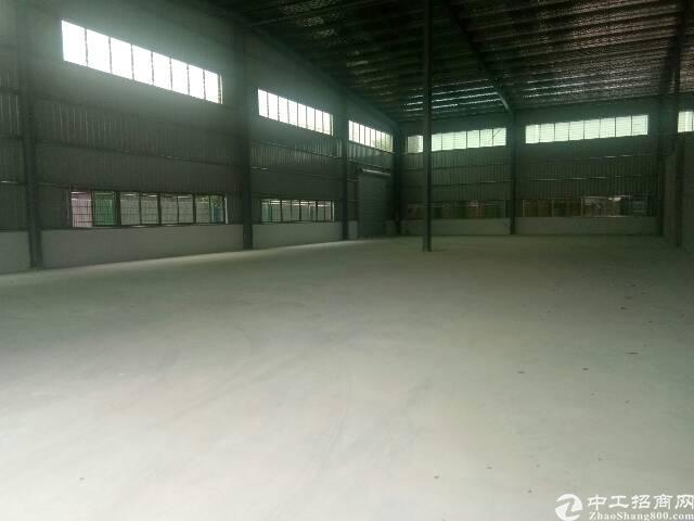 厚街钢构厂房滴水12米6530方