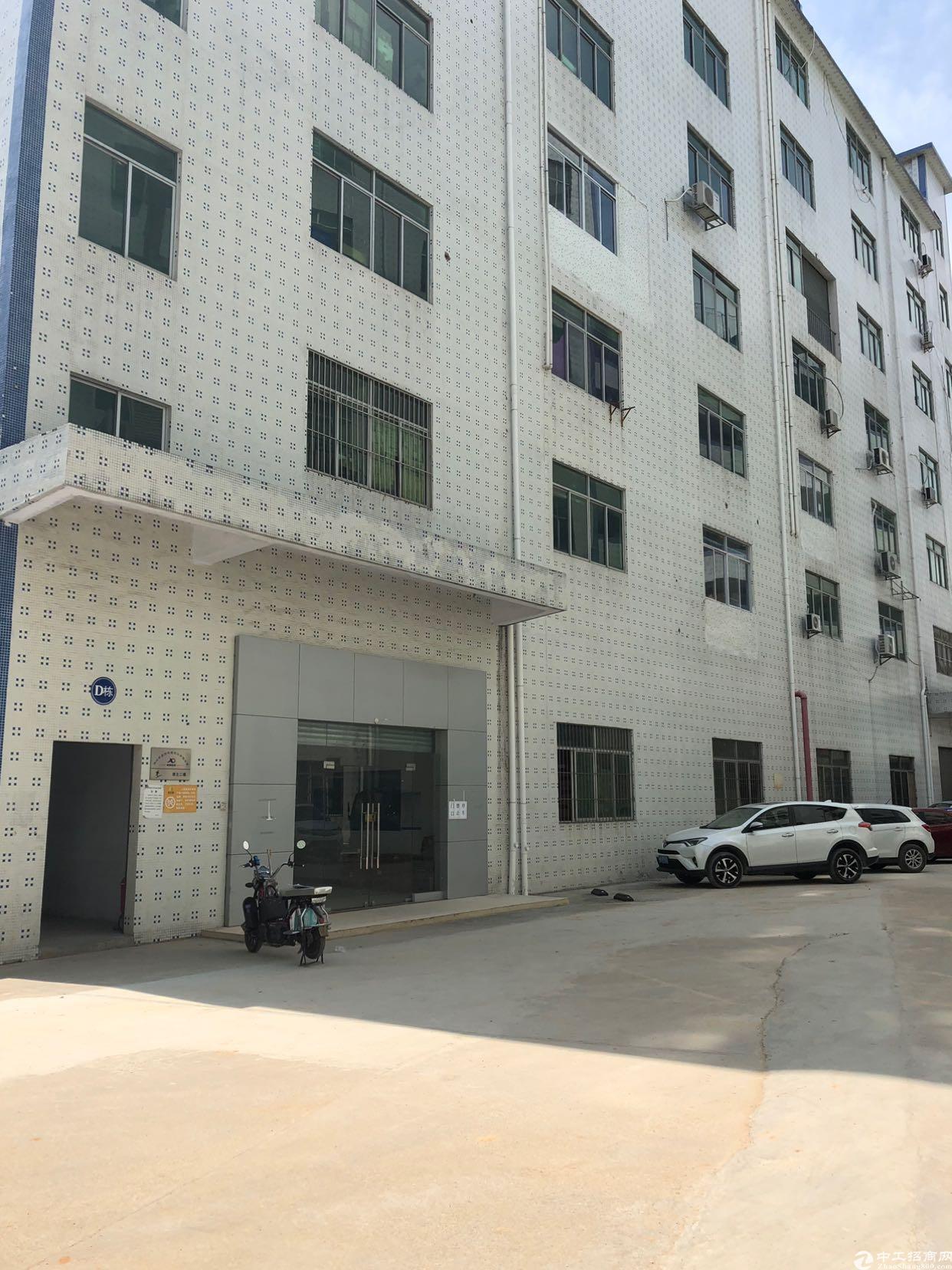 宝安区西乡固戍一路新出二楼430平带装修出租