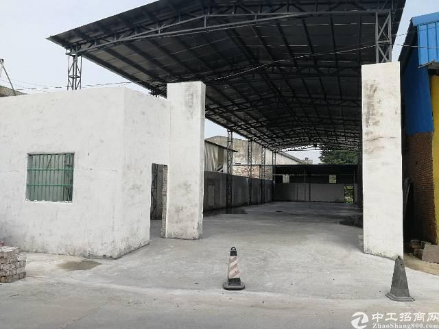 东莞市万江原房东全新单一层钢结构厂房