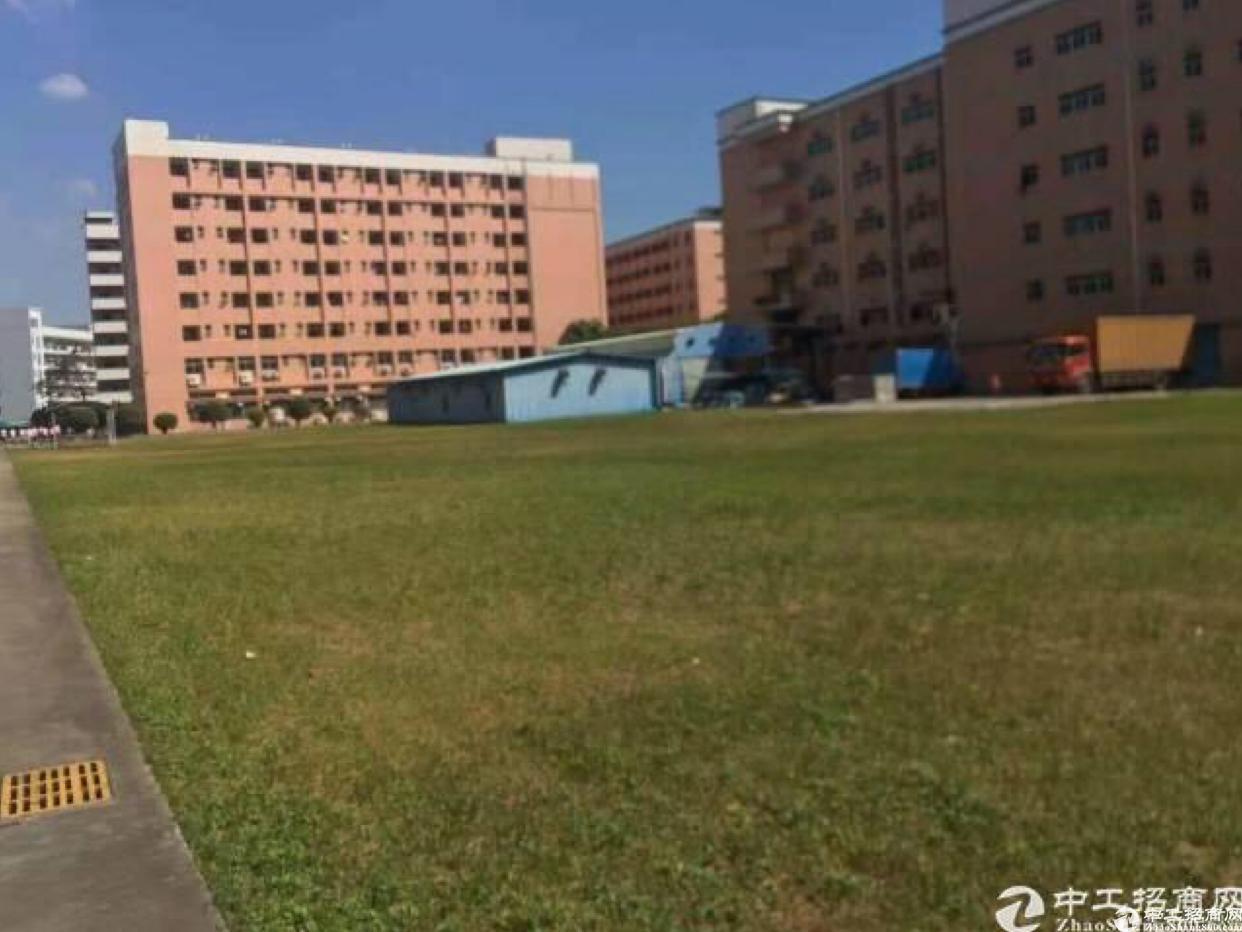 布吉丹竹头地铁站附近新出独院厂房42000平可分租