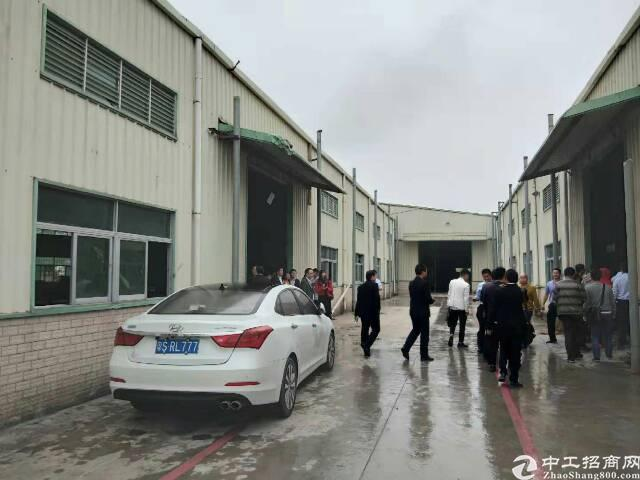 观澜新出9000㎡原房东钢构火爆招租